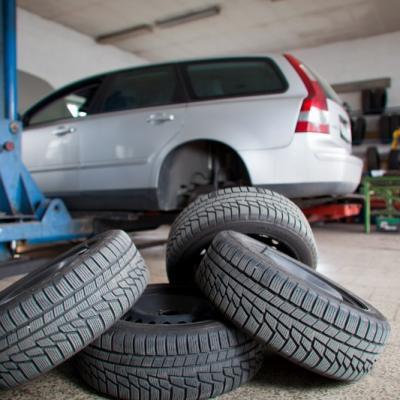 Garage montage pneus Saint-Ouen-l'Aumône